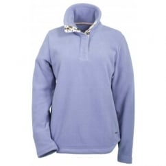 Chichester Ladies Fleece Sweatshirt Arctic Blue