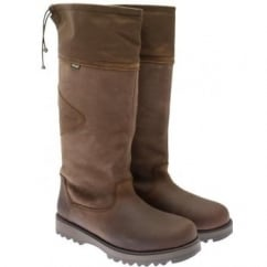 Columbus Boots Dark Copper