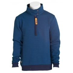 Emmie Childs Sweatshirt Night Blue Stripe
