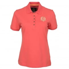 Groveland Ladies Polo Shirt Tulip