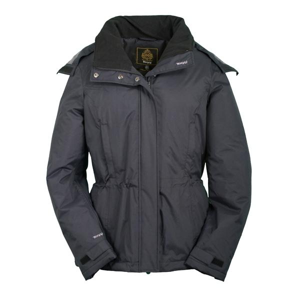 Toggi Keddington Waterproof Ladies Horse Riding Jacket Black
