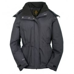 Keddington Waterproof Ladies Horse Riding Jacket Black