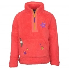 Landiss Childrens Fleece Sweatshirt Tulip