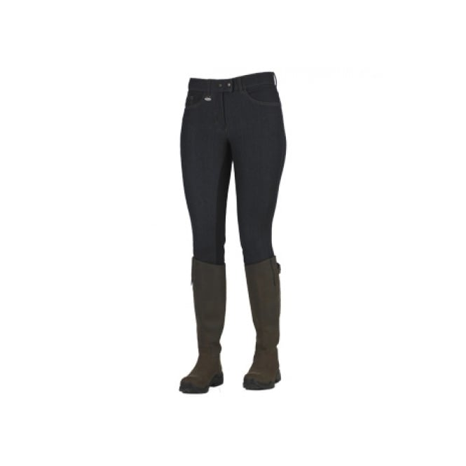 Toggi Laredo Breeches Blue Denim