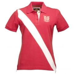 Revo Ladies Polo Shirt Amaranth