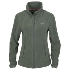 Sanford Ladies Full Zip Fleece Lichen
