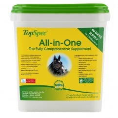 All-In-One Horse Supplement 4Kg