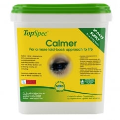 Calmer 3Kg - Horse Supplement