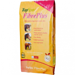 FibrePlus Cubes - Complementary Horse Feed 20Kg