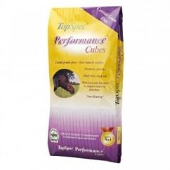 Performance Cubes 20Kg - Horse Feed