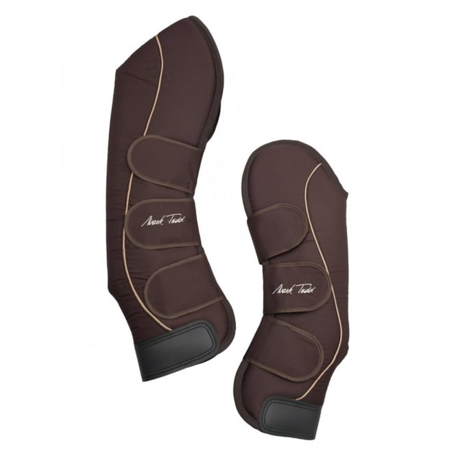 Mark Todd Travel Boots Chocolate - Hardwearing Travel Boots