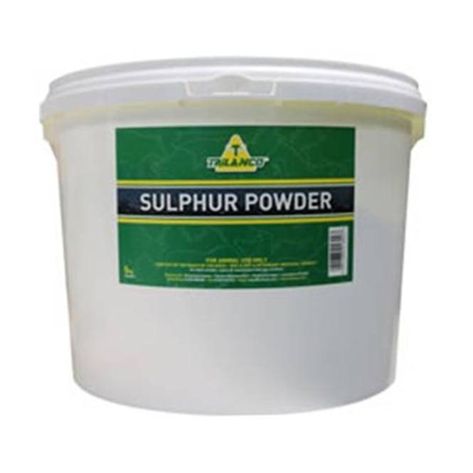 Trilanco Sulphur Powder Flowers Of Sulphur 5kg At