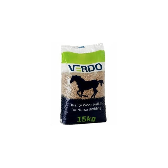 Verdo Wood Pellet Horse Bedding 15Kg