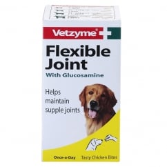 Flexible Joint With Glucosamine Tablets For Dogs