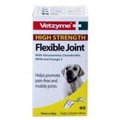 High Strength Flexible Joint For Dogs 90 Tablets