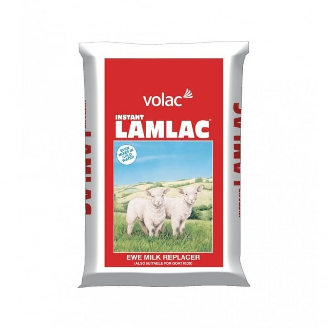 Volac Lamlac Instant Ewe Milk Replacer Powder