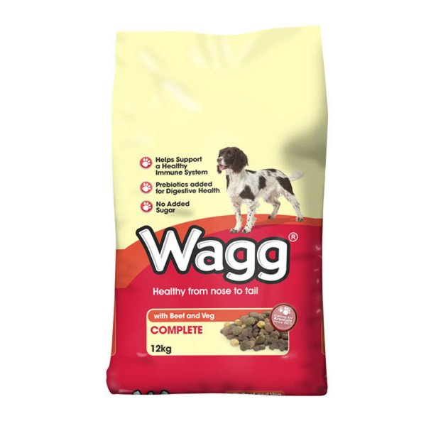 Wagg Dog Food Kg