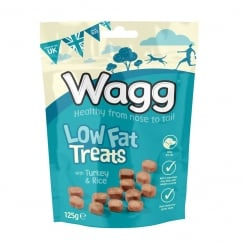 Low Fat Treats 125g - Dog Treats