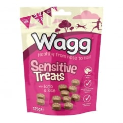 Sensitive Treats 125g - Dog Treats