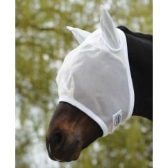 Fly Mask White