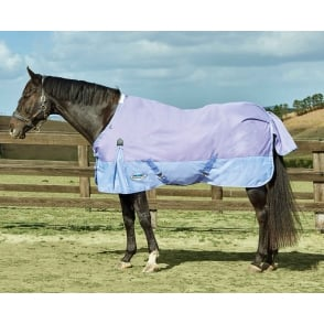 Weatherbeeta Original 1200D Standard Neck Lite Turnout Purple & Violet