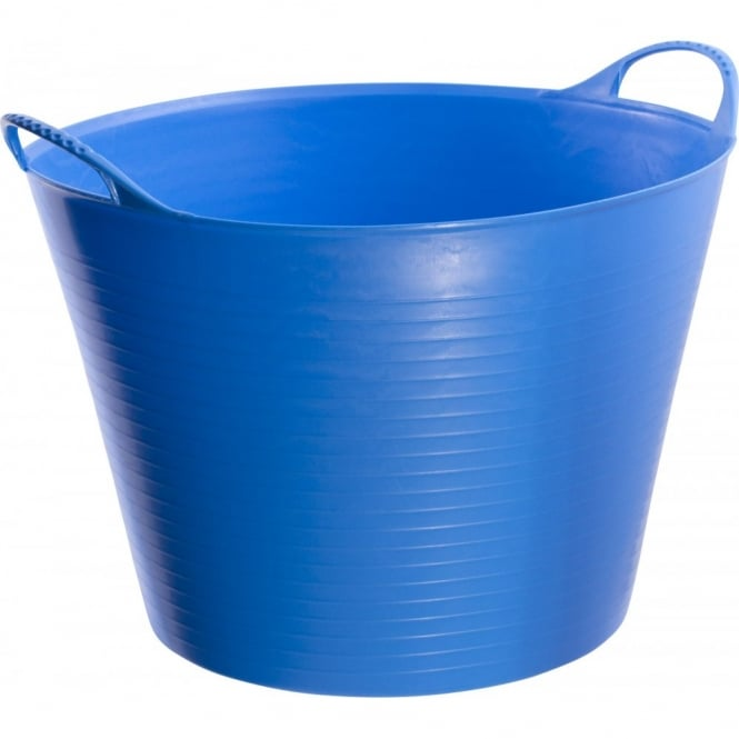 Wm Faulks Tubtrug Feed Bucket Blue