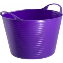 Tubtrug Feed Bucket Purple