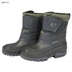 Easy Close Junior Short Boots (Old Style) - Junior Yard Boots
