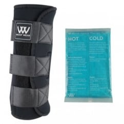 Ice Therapy Horse Boots With Therapy Packs