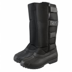 NEW DESIGN Long Yard Boots Black & Grey (Mk3)