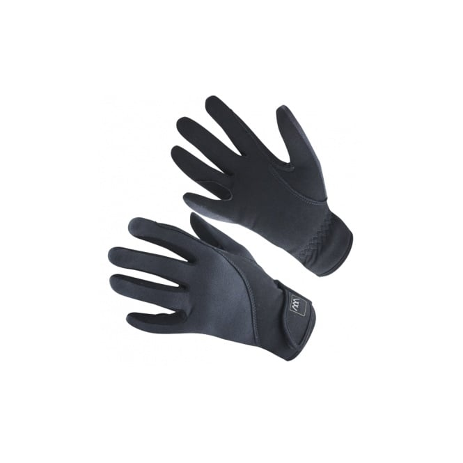 Woof Wear Precision Thermal Gloves Black - Horse Riding Gloves