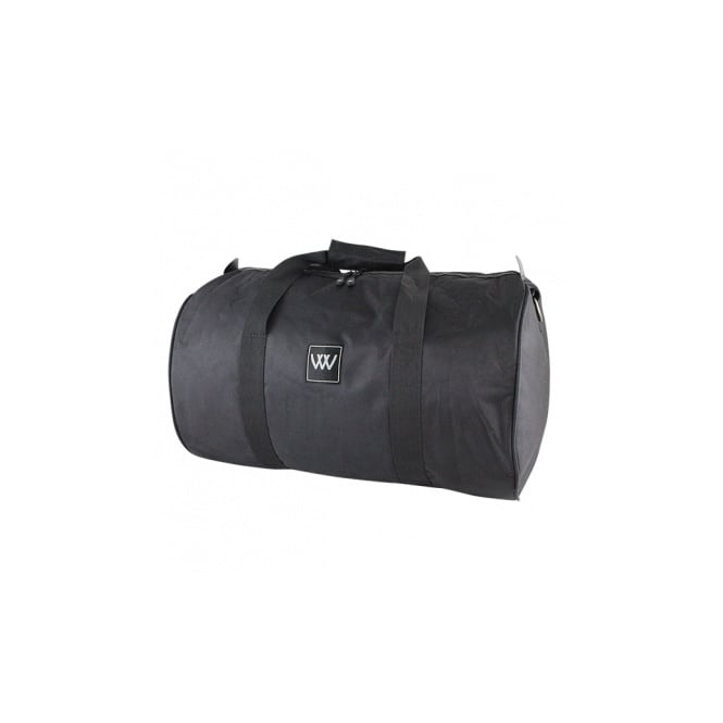 Woof Wear Riders Holdall Bag Black