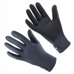 Woof Wear Super Stretch Riding Gloves Black