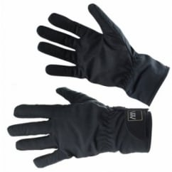Waterproof Horse Riding Gloves Black